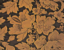 damask fabric CHEVERNY  VEREL DE BELVAL