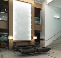 decorative 3D reinforced gypsum wall panel MONROE Armourcoat USA