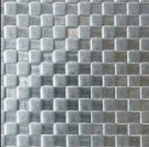 decorative 3D stainless steel wall panel SQUARES Rimex