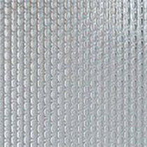 decorative 3D stainless steel wall panel LINEN Rimex
