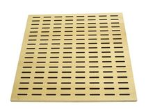 decorative acoustic wall panel Slot Getech