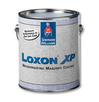 decorative acrylic paint for exterior LOXON® XP  Sherwin-Williams
