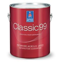 decorative acrylic paint for interior CLASSIC 99® INTERIOR Sherwin-Williams