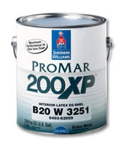 decorative acrylic paint for interior PROMAR® 200 XP™ INTERIOR LATEX  Sherwin-Williams