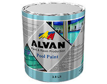 decorative acrylic paint for wet rooms ALCO-2804 ALVAN PAINT