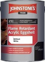decorative acrylic paint for interior (eggshell) EGGSHELL Johnstone's / PPG Archiectural Coatings