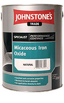 decorative alkyd paint for exterior MICACEOUS IRON OXIDE Johnstone's / PPG Archiectural Coatings