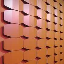 decorative aluminium wall panel VISEUR Caï sarl - Caï Light