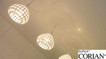 decorative ceiling tile CEIL-CORIAN Ceil-In / solutions innovantes pour plafonds et mu