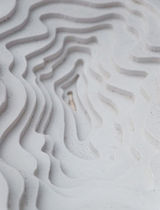 decorative concrete wall panel EARTH GALERIE TAPORO