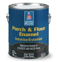 decorative eco-friendly acrylic paint for interior and exterior (low VOC) PORCH & FLOOR ENAMEL Sherwin-Williams