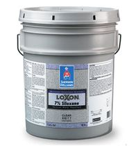 decorative glycero paint for wet rooms (satin) LOXON® 7% SILOXANE WATER REPELLANT  Sherwin-Williams