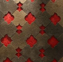 decorative metal wall panel PLG57807 Hazem Shoukry Designs