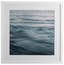 decorative painting CALM WAVES Williams Sonoma Home
