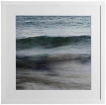 decorative painting CRESTING WAVES Williams Sonoma Home
