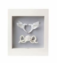 decorative painting ROMANTIC DOVES by Joan Coderch Lladró Comercial