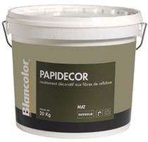 decorative plaster for interior PAPIDECOR Blancolor