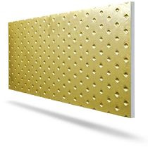 decorative plastic panel: expanded polystyrene (interior fittings) A009P4002 MUROFORM.IT