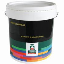 decorative silicate mineral paint for exterior IBER-K IBERSA PINTURAS