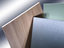 decorative wooden panel: chipboard (for furniture) STAR FAVORIT B1 - FLAMMEX FunderMax