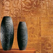decorative wooden wall panel AJIRO MARQUETRY™ Maya Romanoff