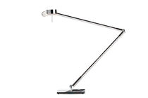 design aluminium floor lamp (adjustable) ABSOLUT DESKTOP LIGHT by Michael R&ouml;sing ABSOLUT LIGHTING