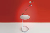 design aluminium floor lamp (adjustable) TABLEDANCE by Michael Rösing ABSOLUT LIGHTING