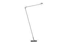 design aluminium floor lamp (adjustable) ABSOLUT TASK FLOOR LAMP by Michael Rösing ABSOLUT LIGHTING