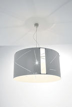 design aluminium pendant lamp ECO TONDA by Antonello Fantuzzi ZAVA