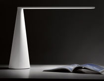 design aluminium table lamp ELICA cod.807/ by Brian Sironi , 2009 Martinelli Luce Spa