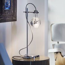 design aluminium table lamp ALCHEMY - H2LED trecinquezeroluce
