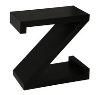 design bed-side table ALPHABET Z SISK&Ocirc; DESIGN