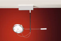 design ceiling lamp (halogen) ABSOLUT SPOTLIGHT SYSTEM by Michael Rösing ABSOLUT LIGHTING
