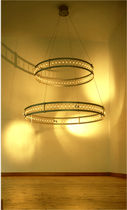 design chandelier (aluminium) FLIGHT by Thomas Haagen Ruhrform
