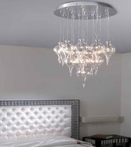 design chandelier SOLEIL GAMMADELTAGROUP
