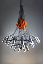 design chandelier LIGHTWEIGHT by Margus Triibmann Keha3 