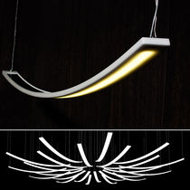 design chandelier (LED) PAILLETTE Chrysalide &eacute;dition