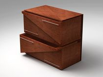design chest of drawers in certified wood (FSC-certified) CONTROL DRESSER SIDD