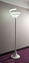 design corian® floor lamp (sculpture) TWIST by Emmanuel Jacquet Chrysalide édition