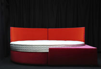 design double bed MOON by Magali Jeambrun LITERIE BONNET
