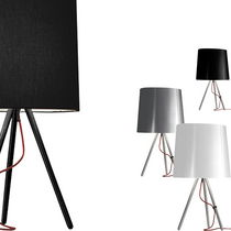 design fabric table lamp EVA cod.798/ by Emiliana Martinelli , 2007 Martinelli Luce Spa