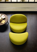 design fireside chair by Pierre Paulin ELYS&Eacute;E Ligne Roset France