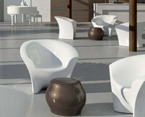 design garden armchair OHLA by Alberto Brogliato PLUSt COLLECTION by EURO 3 PLAST