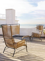 design garden armchair FIFTY by Dögg & Arnved Ligne Roset France
