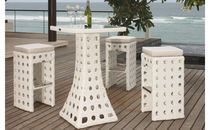 design garden bar stool JAMAICA SKY LINE DESIGN