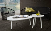 design garden coffee table NINFEA by Ludovica+Roberto Palomba Zanotta