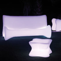 design garden luminous sofa DOUX by Karim Rashid VONDOM