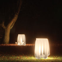 design garden table with integrated light Tablecloth  Eden Design B.V.B.A