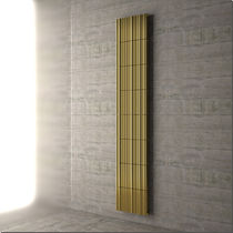 design hot water radiator BAMBOO by Marco Pisati K8 Radiatori