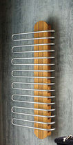 design hot-water towel radiator SANAGA TECK RETTIG AUSTRIA GMBH